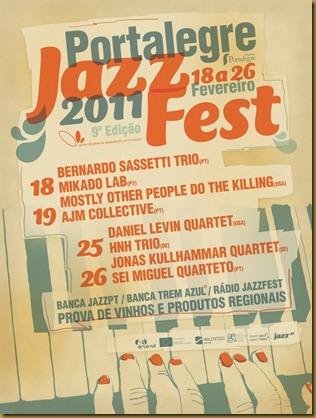 9º Festival de Jazz - Portalegre