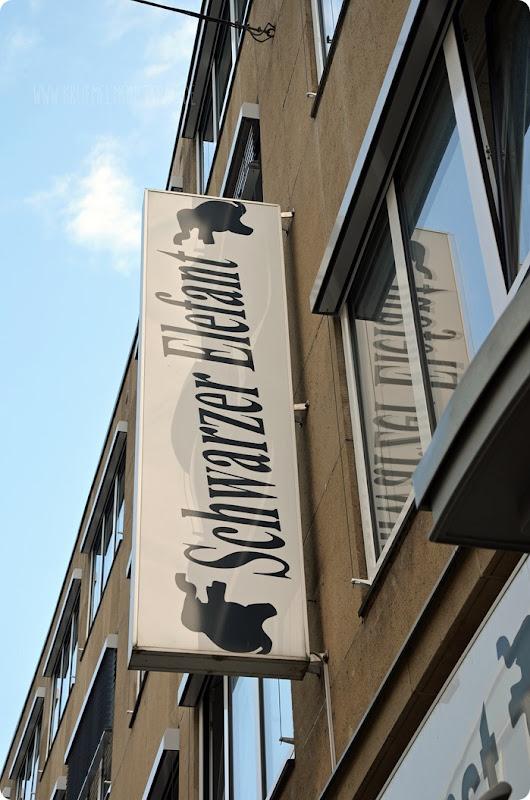 Köln2014 SchwarzerElefant1