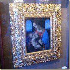 DaVinci Madonna and Child 1 (Small)