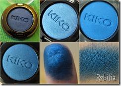 kiko eyeshadow 165 blu perlato