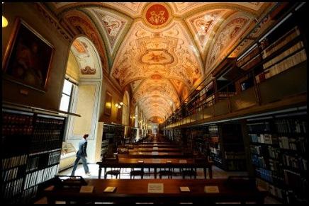 Bibliothèque du Vatican, citée du Vatican-4
