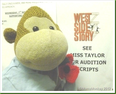 West Side Story Auditionscccc