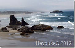 Face Rock Beach Bandon OR