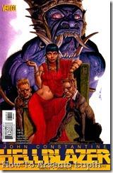 Hellblazer #262