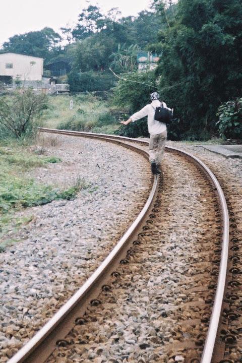 十分團走鐵道~PENTAX MINI+過期富士100