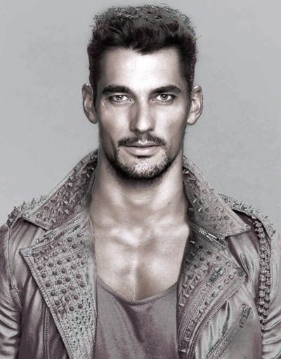 David Gandy by Dimitris Theocharis. Outtake from SCHON #16.  Styled by Eric Down.