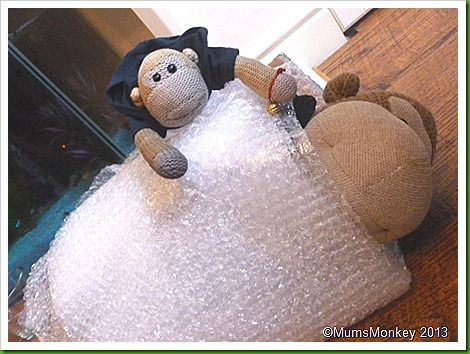 fun with bubblewrap