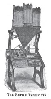 The Empire Typesetter