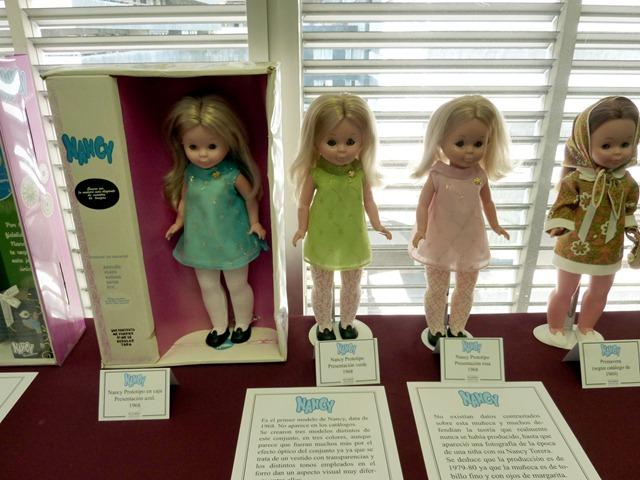 Madrid Fashion Doll Show - Nancys 2