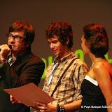 """Le jeune acteur Jorge Perugorria a recu le Prix du Public pour le film """"Boleto al Paraiso"""""""