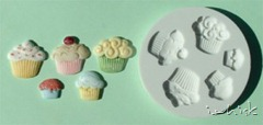 Cupcakes-moulds