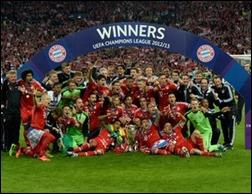 Bayern já está garantido no Mundial (Foto: AFP)