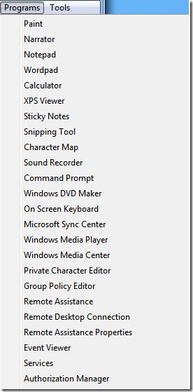 control windows 7 setting menu2