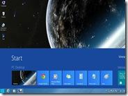 Accedere alla schermata Start di Windows 8 senza lasciare il Desktop
