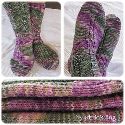 lavendel-socks
