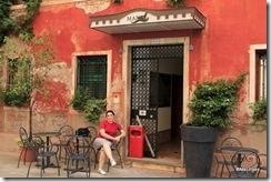 Nosso hotel, Albergo Marin, Veneza, Itália