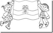 banderra ecuador niños 1