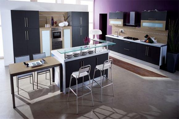 Combinaciones de color para la cocina