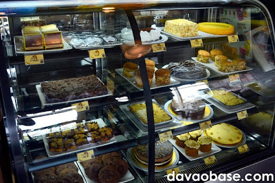 Delectable desserts and pastries at Bo's Coffee Abreeza