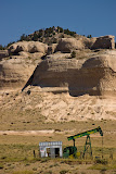 """Scott's Bluff"" - copyright Scott Stillman"