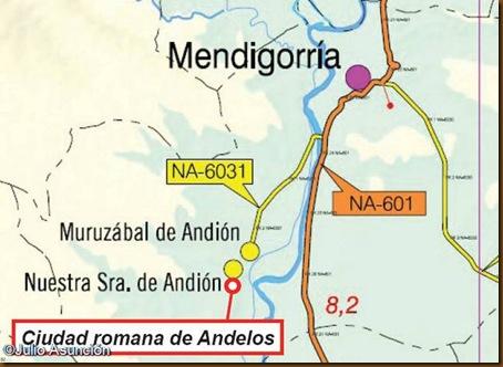 Localización Andelos