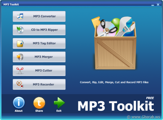 MP3Toolkit