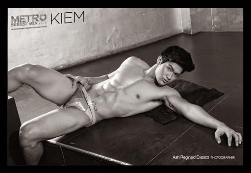 Metro Sexiest Men Kiem