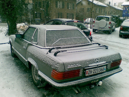 Mercedes-Benz 107 280 SL