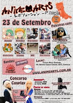 SP - Anime Arts - 8ª edição