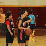 Basketball League - 2014
