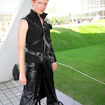 matt as cloud strife in Tokyo, Tokyo, Japan