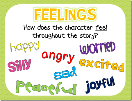 Character Traits (free posters and graphic organizers!) - A Year ...