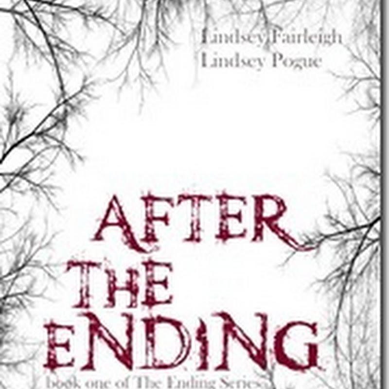 Orangeberry Book of the Day - After The Ending - Lindsey Fairleigh & Lindsey Pogue
