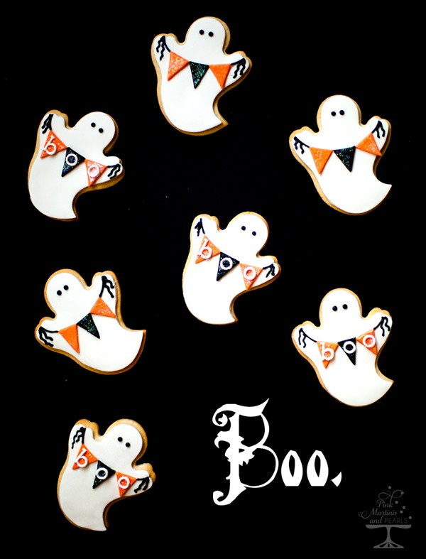 Wilton Ghost Cookies-7851Boo