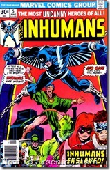 P00007 - Inhumans v1 #5