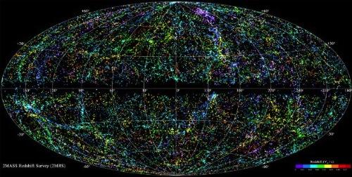 Universe map copy