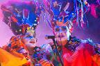 El carnaval de Uruguay es la mayor celebración popular del país y está declarada Fiesta de Interés Nacional desde el año 2007 / Foto: Leonardo Correa y Anibal Bogliaccini.
