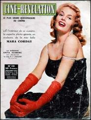 Anita Ekberg #229 - Mag. Cover