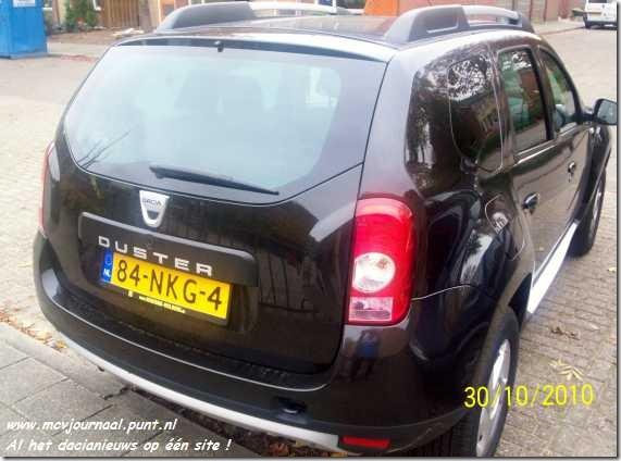 Dacia Duster Isolatie 07