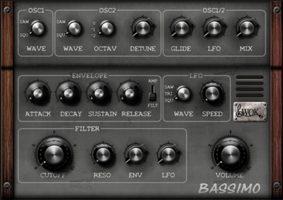 bassimo bass synth