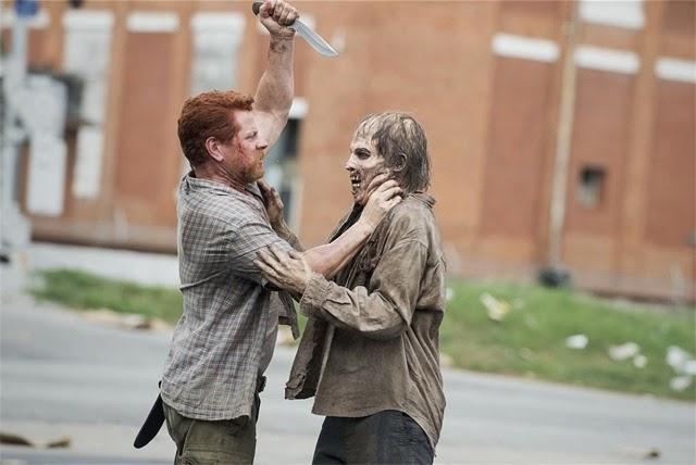 The Walking Dead (Crítica 5x05) Hay un voyerista que me está poniendo nervioso-2