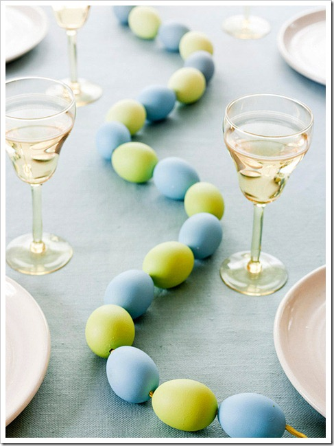 Egg Garland