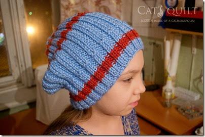 вязанная-шапка-1