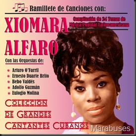 Xiomara Alfaro - Front