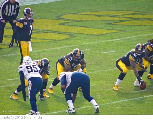 'Chargers @ Steelers' photo (c) 2012, Fido - license: http://creativecommons.org/licenses/by/2.0/