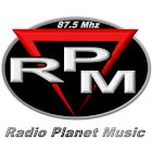 RPM - Radio Planet Music icon