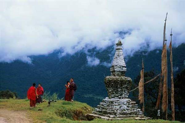 10- O Reino do Butão