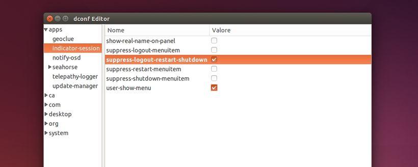 Ubuntu Dconf Editor