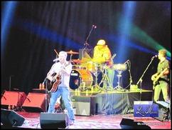 Concert at Arena: McCain & Dayne