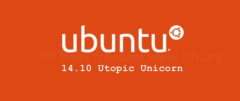 Ubuntu 14.10 Utopic